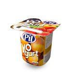 Yogurt frutado envase erca sabor Durazno