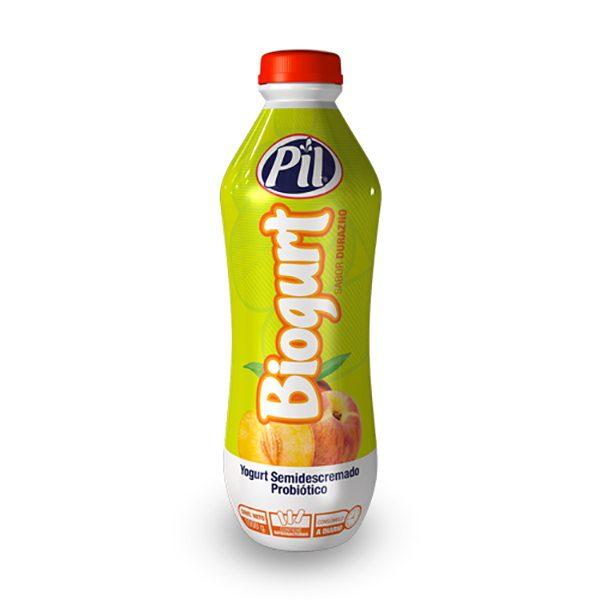 Biogurt con probióticos Durazno 1000g