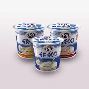 Yogurt tipo Griego