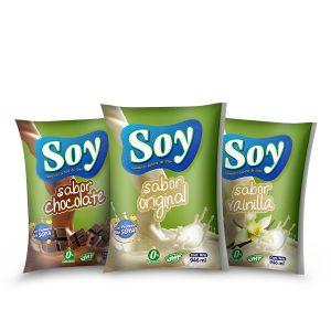 Soyas