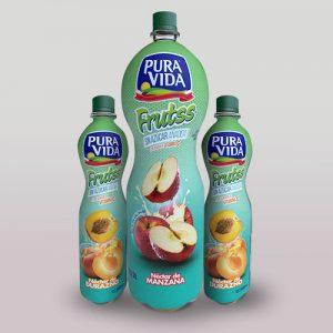 Néctar de frutas sin azúcar añadida